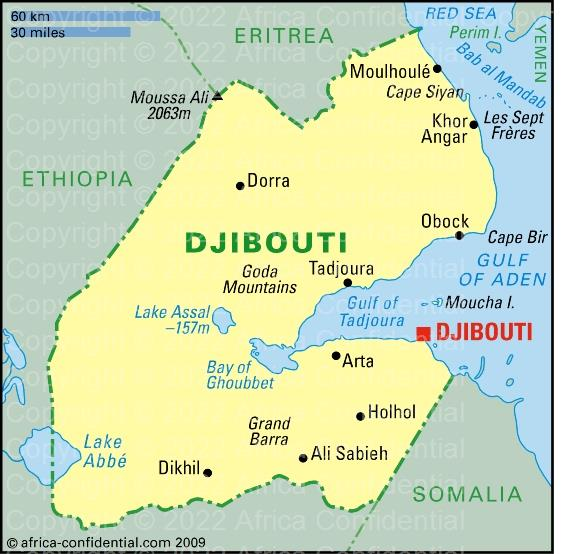Djibouti | Browse by Country | Africa Confidential