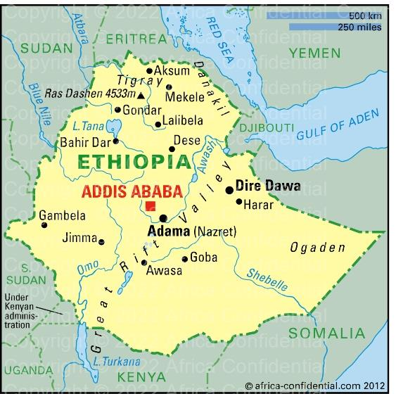 ethiopia browse by country africa confidential