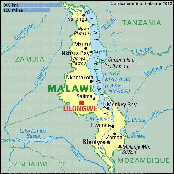 Malawi Browse By Country Africa Confidential