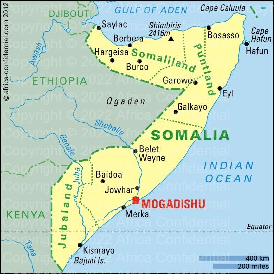 Somalia   Browse by Country   Africa Confidential