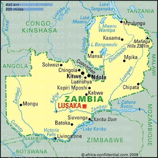 Zambia   Browse by Country   Africa Confidential