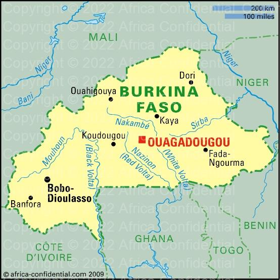 Burkina Faso Browse By Country Africa Confidential