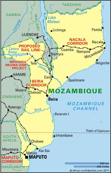 Coal train blues Article Africa Confidential