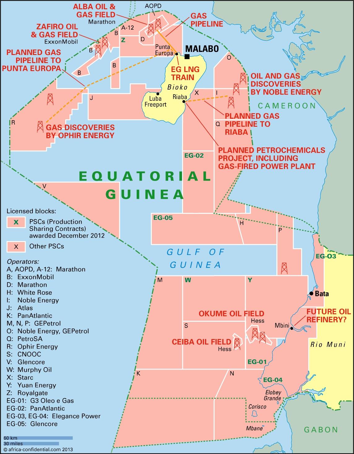 foro mensaje guinea ecuatorial: