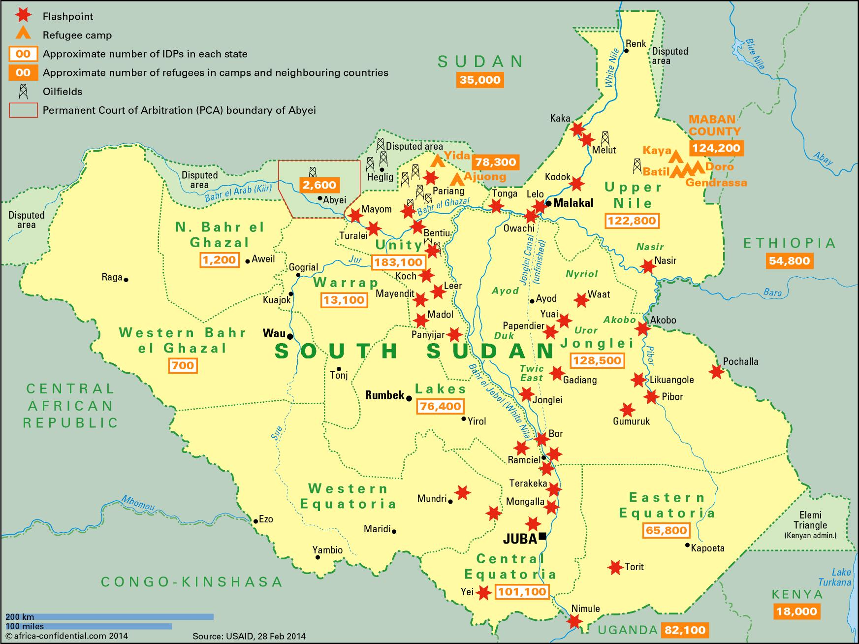 sudan and south sudan an overview 1 summary less than a year after the old greater sudan split into the northern republic of sudan and the new republic of south sudan or north and south sudan.