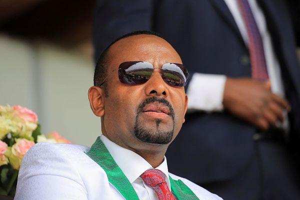 Abiy Ahmed. Pic: Tiksa Negeri / Reuters / Alamy