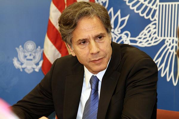 Antony Blinken. Pic: U.S. Embassy Photo