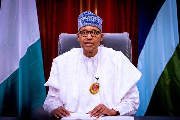 President Muhammadu Buhari. Pic: @MuhammaduBuhari Facebook