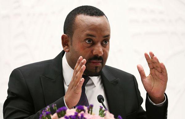 Abiy Ahmed. Pic: Tiksa Negeri / Reuters / Alamy Stock Photo