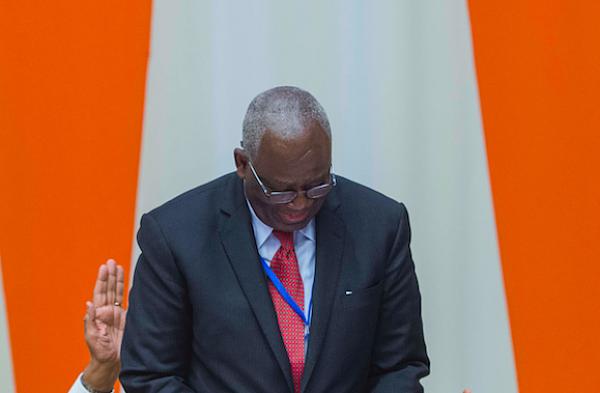 Ibrahim Gambari. Pic: UN Photo/Amanda Voisard