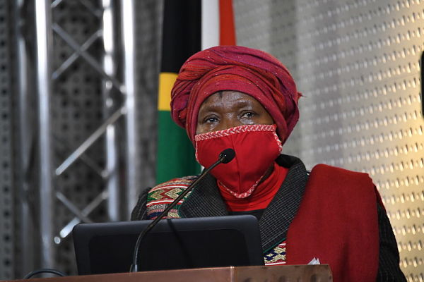 Nkosazana Dlamini-Zuma. Pic: GCIS