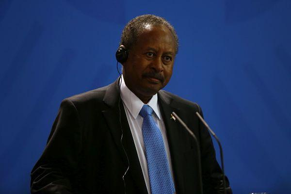 Abdallah Hamdok. Pic: Simone Kuhlmey/Zuma Press/PA Images