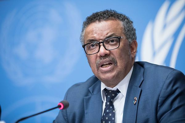 Tedros Adhanom Ghebreyesus. Pic: UN Photo/Elma Okic