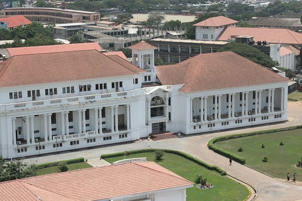 Supreme Court of Ghana. Pic: Guido Sohne 2006 (CC BY-SA 2.0)