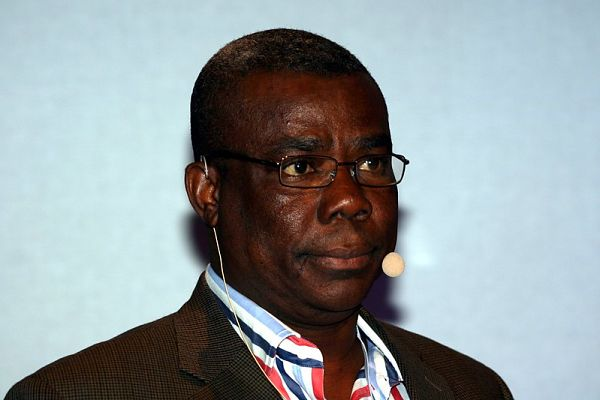 Peter Mac Manu, Ghana Ports and Harbours Authority chairman and ex-chairman of the New Patriotic Party. Pic: Kjetil Ree (CC BY-SA 2.0)