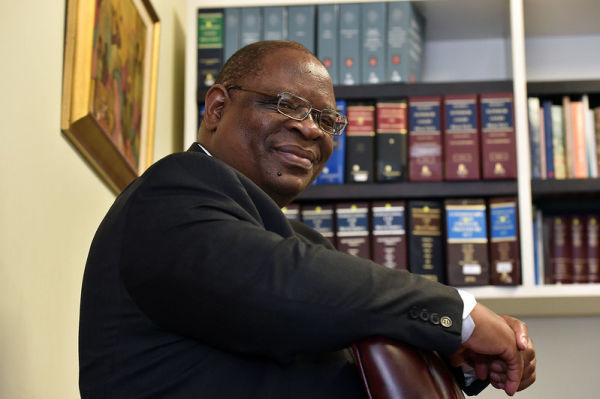 Justice Raymond Zondo. Pic: GovernmentZA (CC BY-ND 2.0)