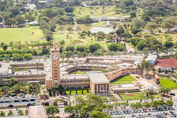 Kenya's Parliament buildings. Pic: Adobe Stock