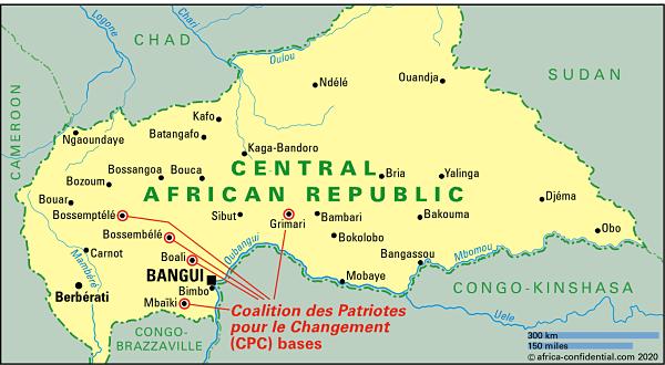 Copyright © Africa Confidential 2020
