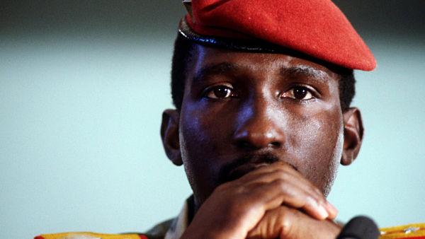 Thomas Sankara. Pic: TCD/Prod.DB / Alamy