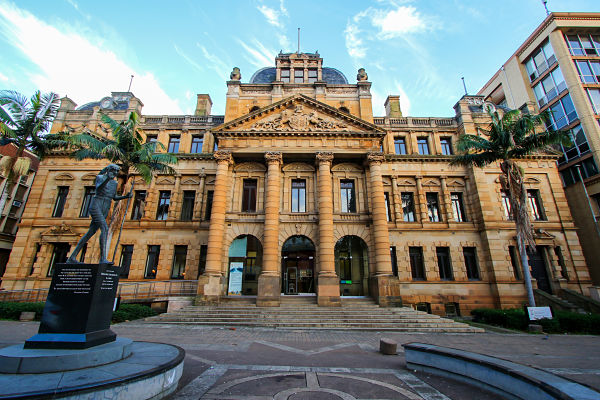 High Court, Pietermaritzburg, KwaZulu-Natal. Pic: Alexandre Rosa / stock.adobe.com