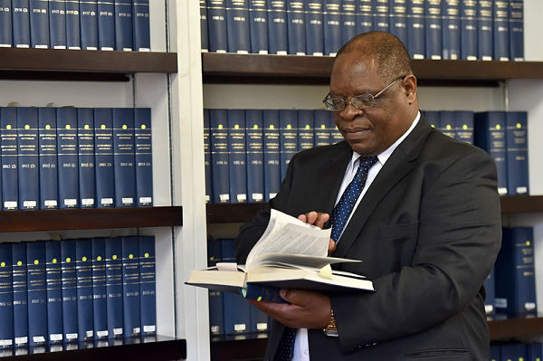 Deputy Chief Justice Zondo. (Pic: GCIS CC BY-ND 2.0)