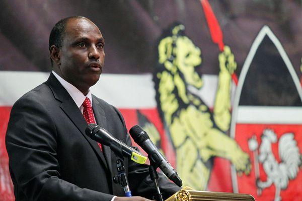 Ukur Yatani. Pic: Njeri Mwangi/Reuters/Alamy