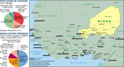 Map Copyright © Africa Confidential 2018