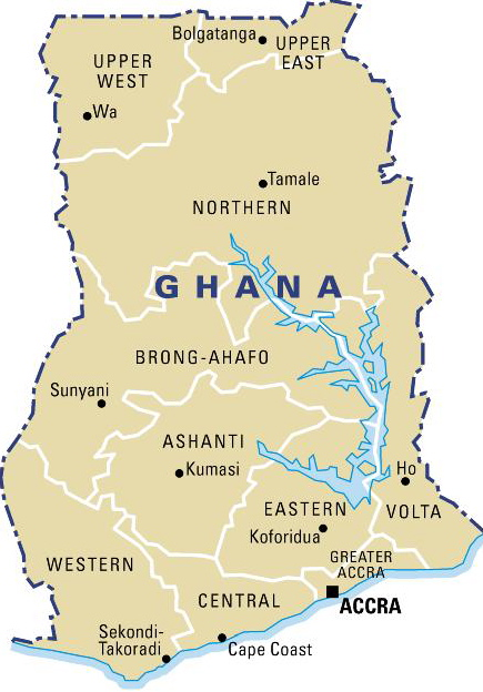 Ghana Presidential Election Results
