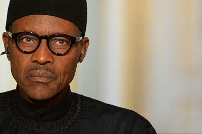 President Muhammadu Buhari | Picture by: Liewig Christian / ABACA/Press Association Images