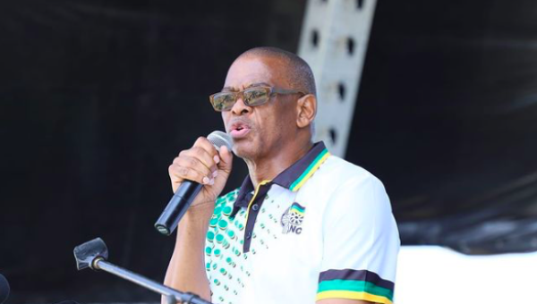 Ace Magashule. Pic: Instagram