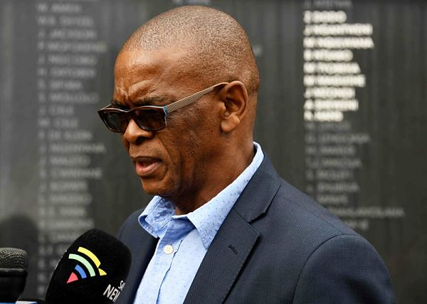 Ace Magashule. Pic: GCIS
