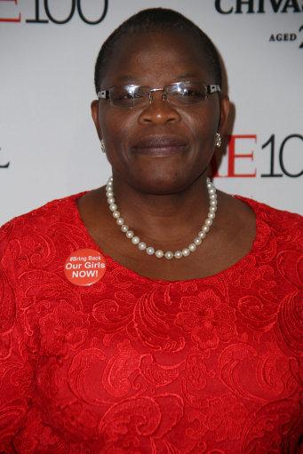 Oby Ezekwesili. Pic: Sonia Moskowitz/Zuma Press/PA Images