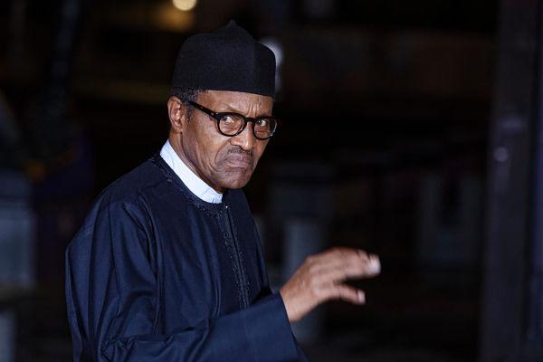 Muhammadu Buhari. Pic: Bernard Menigault / Alamy