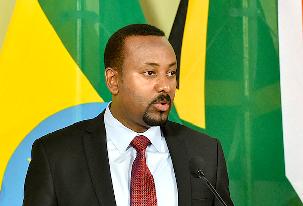 Abiy Ahmed. Pic: GCIS (CC BY-ND 2.0 – cropped)