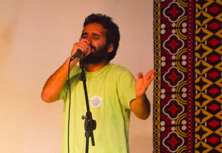Luaty da Silva Beirão is on hunger strike in prison