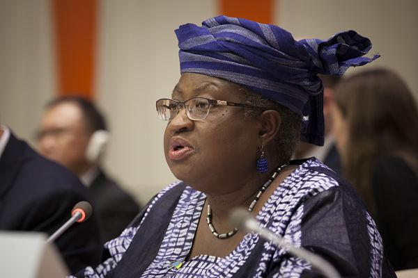 Ngozi Okonjo-Iweala. Pic: UN Photo/Ariana Lindquist
