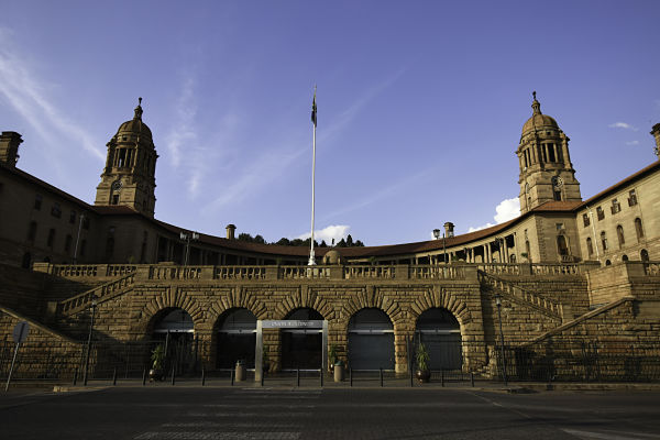Union Buildings Of South Africa. Pic: JJ / stock.adobe.com