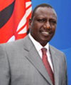 William  Kipchirchir Samoei arap Ruto