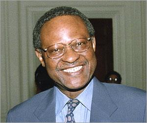 Mr Emeka  Anyaoku