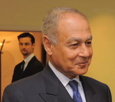 Ahmed Ali Aboul Gheit