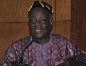 Ibrahim Ben Kargbo