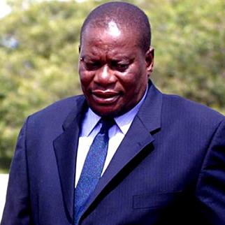 General Solomon  Mujuru (Rex Nhongo)